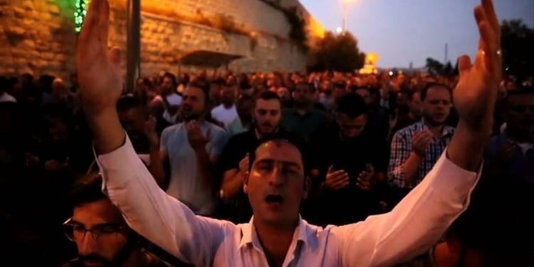 Les autorités israéliennes sous pression après les violences