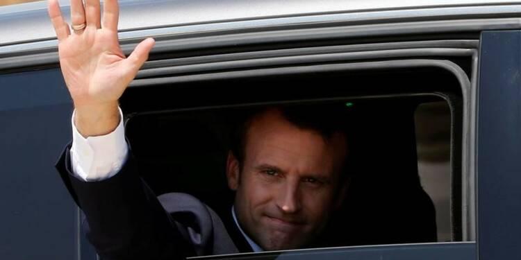 Chute sévère de popularité pour Emmanuel Macron