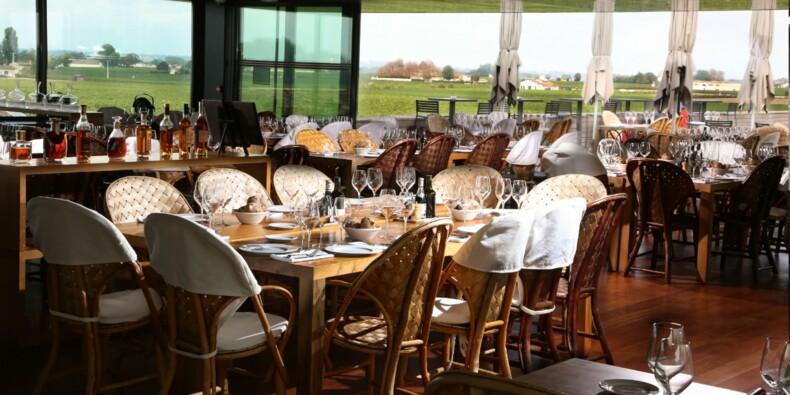 Les meilleurs restaurants du vignoble bordelais