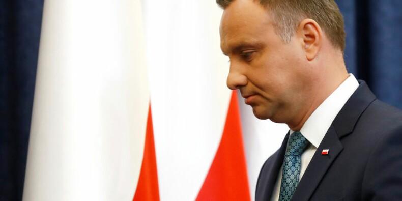 Pologne: Duda oppose son veto pour une question de constitutionnalité