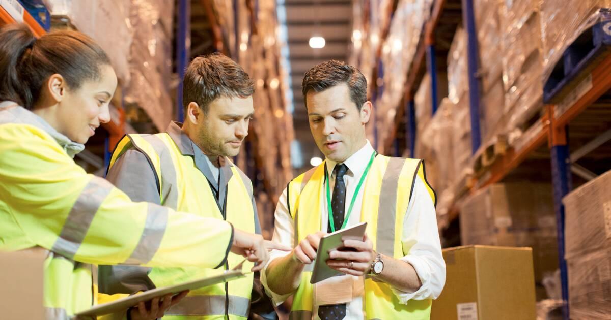 logisticien   salaire et formation