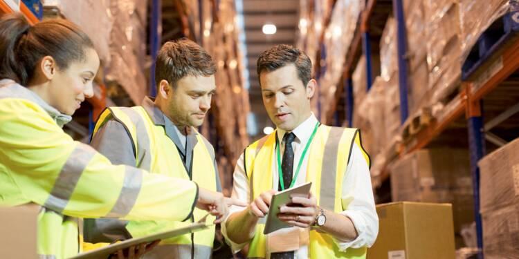 Quel est le salaire d'un logisticien-gestionnaire de flux ?