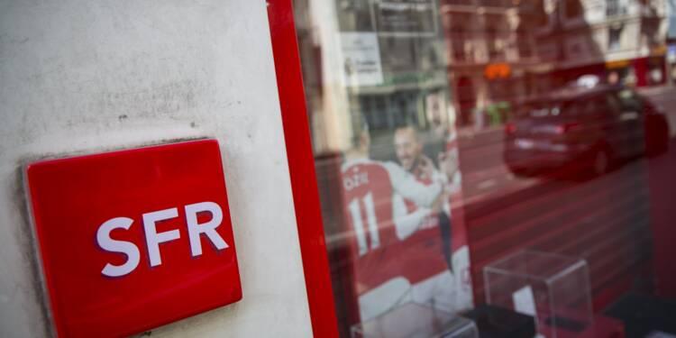 Attention, SFR impose d'office une option payante à ses clients