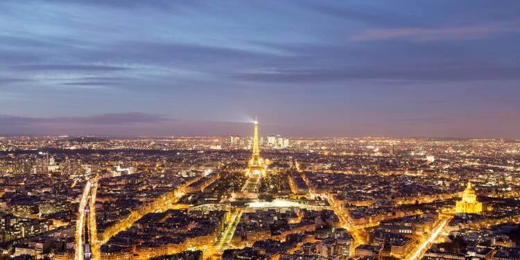 La Tour Eiffel, machine à cash de la mairie de Paris