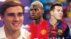 Griezmann, Pogba, Neymar… Découvrez les 7 footballeurs les plus chers en Europe