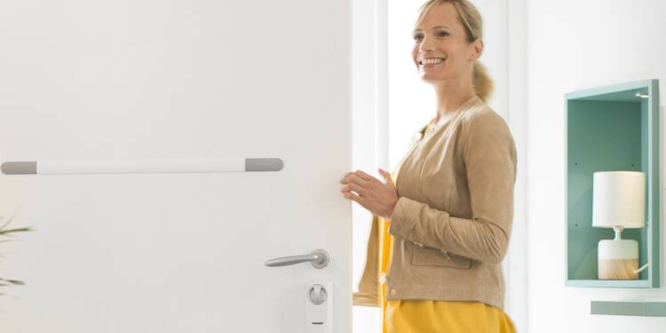 Avec ce boîtier, plus besoin de laisser vos clés à votre femme de ménage