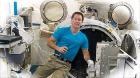Découvrez l'intérieur de la Station spatiale avec Thomas Pesquet