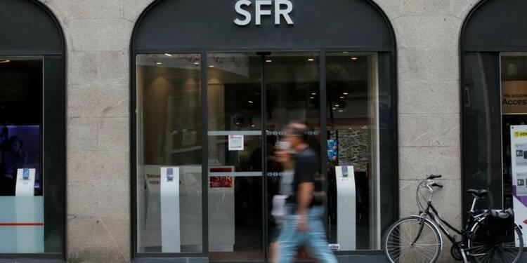 SFR continue de perdre des clients