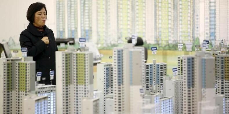 Corée du Sud: La croissance réduite de près de moitié au deuxième trimestre