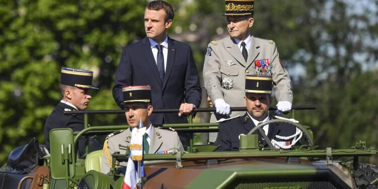 15 Hauts Grades De L Armee Ecrivent A Macron Nous Nous Sentons