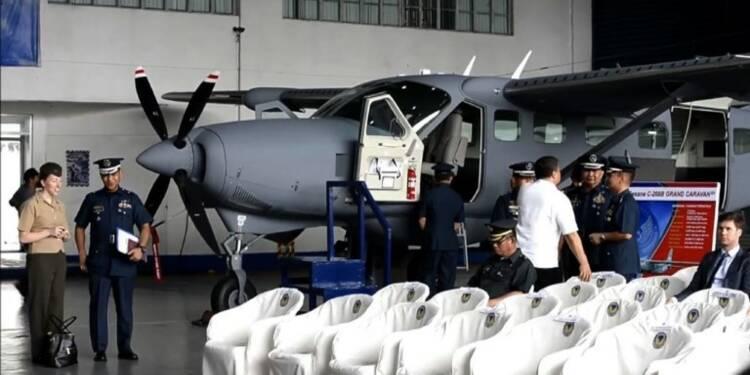 Washington fournit des armes à Manille pour lutter contre l'EI