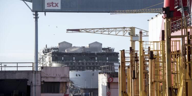 Le Maire annonce une nationalisation temporaire de STX France