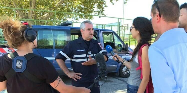 Incendie dans le var : les évacués vont pouvoir rentrer chez eux