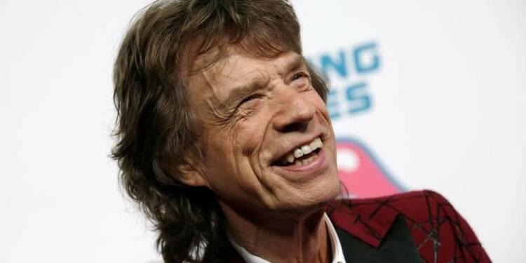 Mick Jagger publie deux chansons sur le Brexit