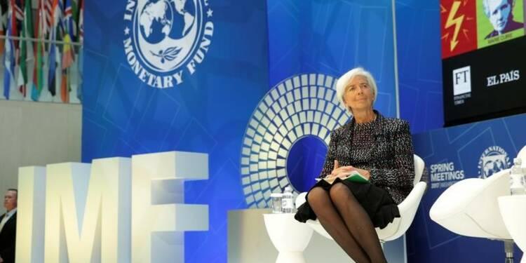Le dollar est largement surévalué, pour le FMI