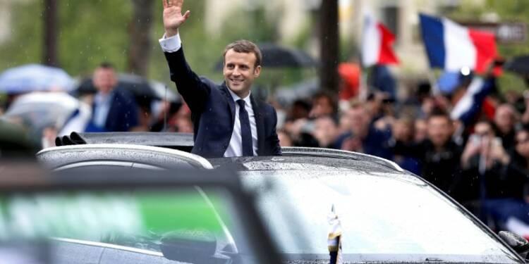 """La ligne """"pragmatique"""" de Macron déroute les libéraux"""