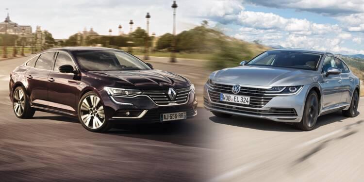 Résultats record : Renault bientôt plus fort que Volkswagen