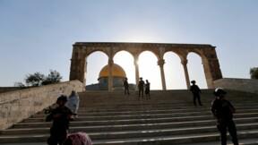 Israël limite l'accès à l'esplanade des Mosquées