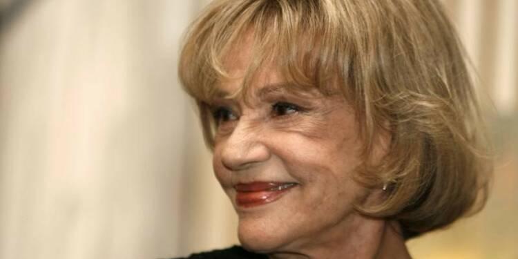 Jeanne Moreau meurt à l'âge de 89 ans