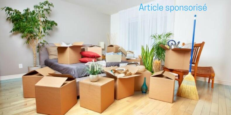Déménagement : et si on choisissait l'option garde-meuble ?
