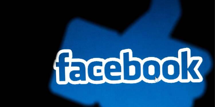Facebook n'a payé que 1,16 millions d'euros d'impôts