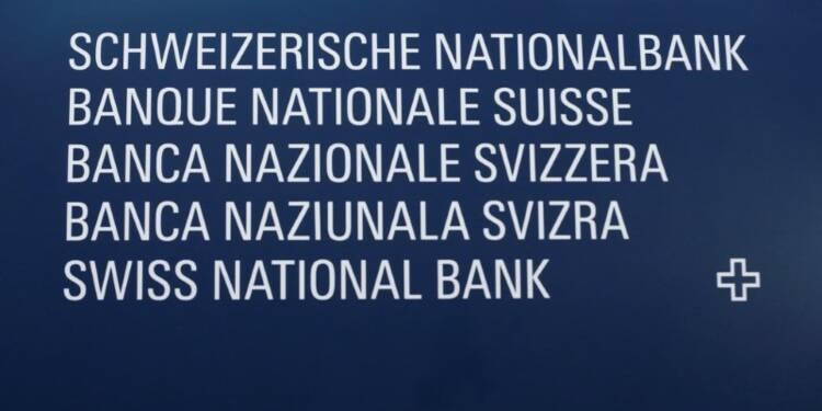 Suisse: Les profits de la BNS amputés par des pertes de change