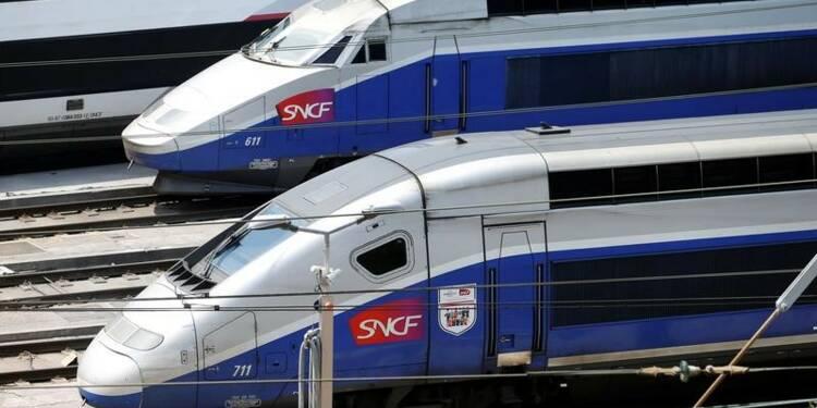 Trafic interrompu la nuit prochaine gare Montparnasse