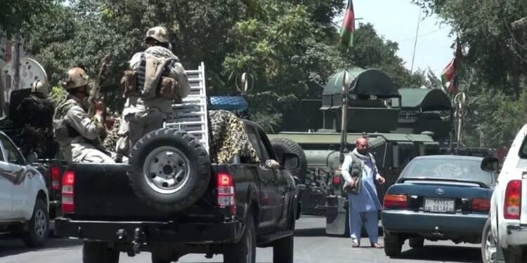 Attaque contre l'ambassade d'Irak à Kaboul