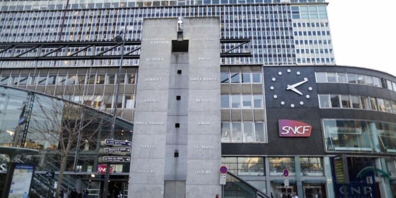 La galère continue gare Montparnasse...