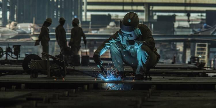 Quel est le salaire d'un ouvrier du bâtiment ?