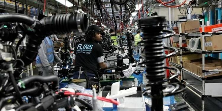 La croissance manufacturière reste soutenue en zone euro