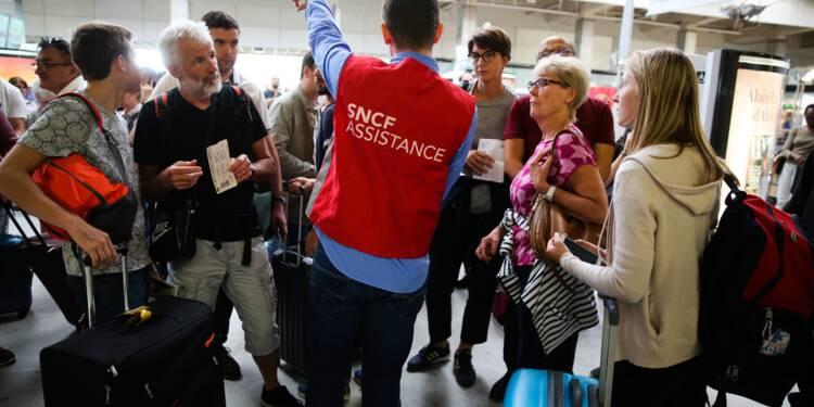 Gare Montparnasse : pour les remboursements aussi, c'est la galère!