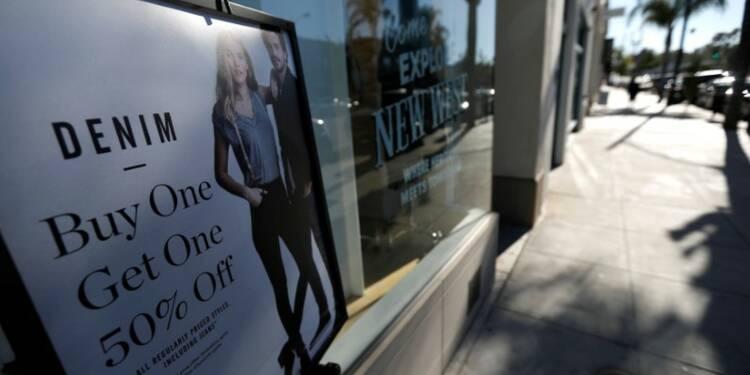 Etats-Unis: Net ralentissement de l'activité dans les services en juillet