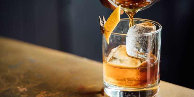 Le verre de whisky le plus cher de l'Histoire vient d'être bu