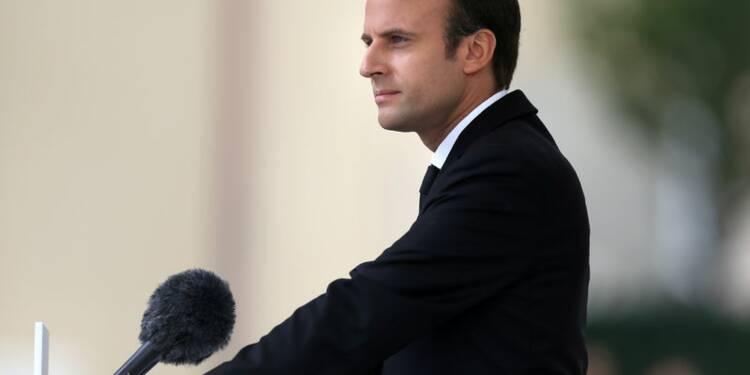La popularité de Macron chute en juillet, selon un sondage YouGov