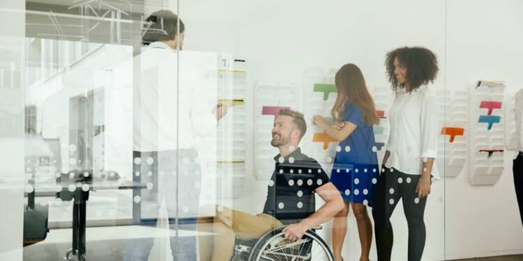 Agefiph : l'organisme qui gère les contributions destinées à l'insertion professionnelle des handicapés