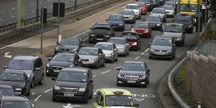 Le marché auto britannique se contracte pour le quatrième mois de suite