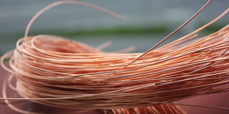 Mines et métaux : les actions profitent de l'envolée des prix, comme celui du cuivre