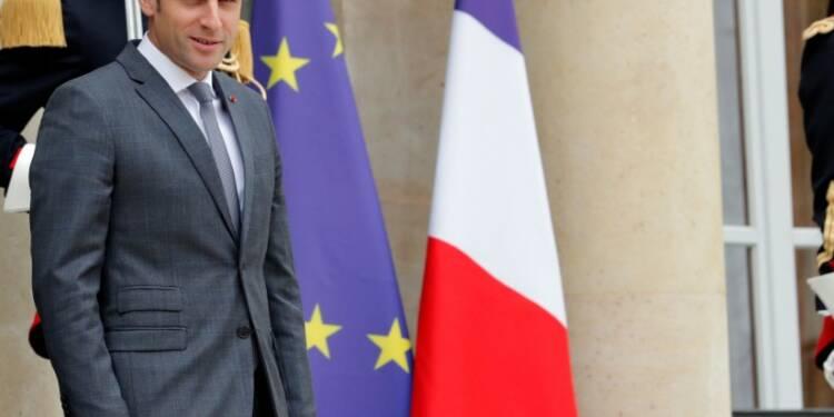 Macron fin août dans l'est de l'UE sur le travail détaché