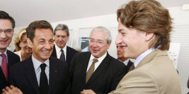 Jean Sarkozy à la tête de La Défense : la polémique enfle