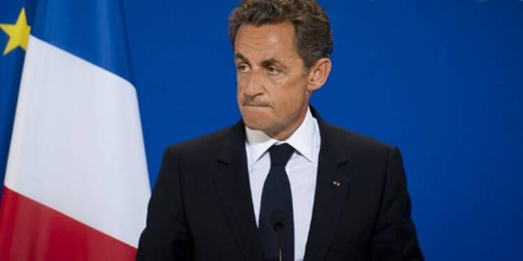 Sarkozy plaide pour une nouvelle étape dans la stabilité