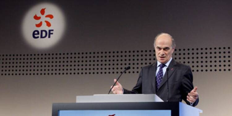 Pierre Gadonneix, le P-DG d'EDF, sur un siège éjectable