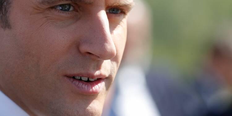 Macron présentera des mesures pour les agriculteurs mi-octobre