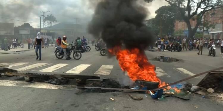 Venezuela: Maduro dit avoir déjoué une