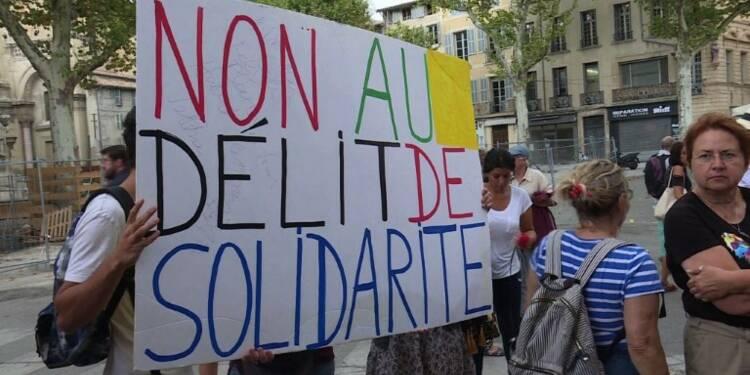 Cédric Herrou condamné: