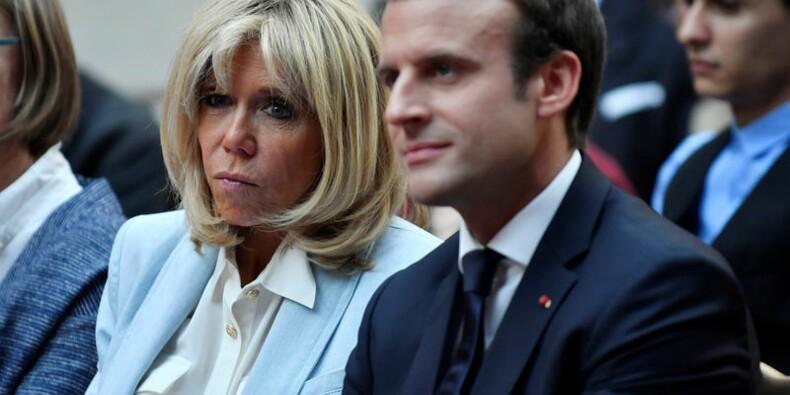 Le rôle de Brigitte Macron sera clarifié à la fin de l'été