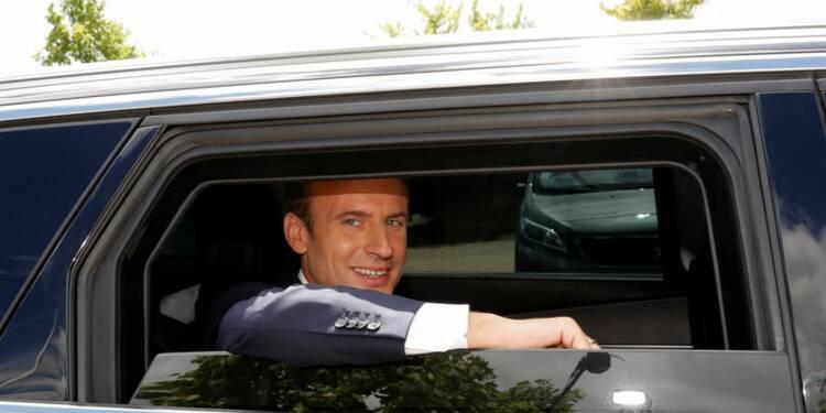 Macron, candidat le plus dépensier devant Hamon et Fillon