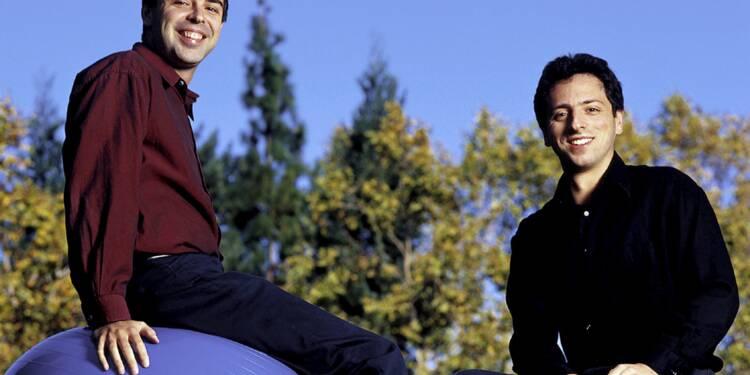 Larry Page et Sergey Brin (nés en 1973), Google Inc. : les duettistes qui ont simplifié et propagé l'usage d'Internet