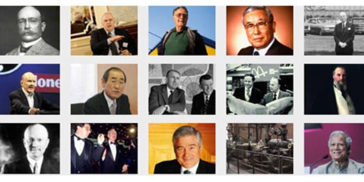 Les 55 plus grands patrons de l'histoire