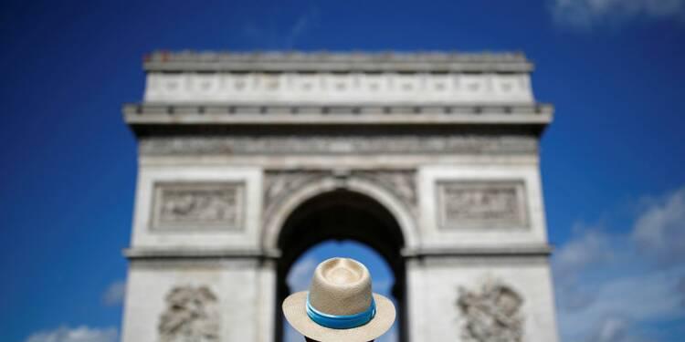 France: Bond de 10,2% de la fréquentation touristique au 2e trimestre